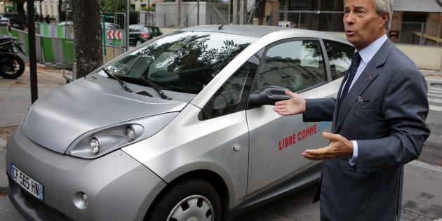 Une résiliation plus coûteuse qu'une poursuite du contrat, selon Bolloré — Autolib