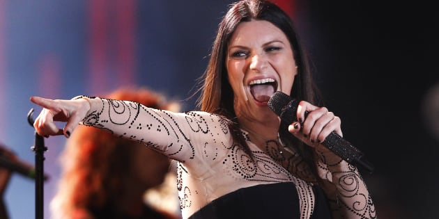 """Laura Pausini: """"La follia mi ha salvato la vita. L"""