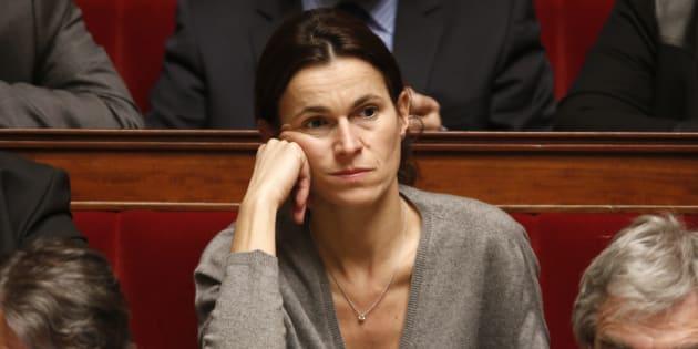 L'ancienne ministre de la Culture Aurélie Filippetti.
