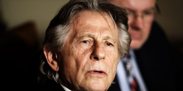 Roman Polanski à Cracovie en octobre 2015