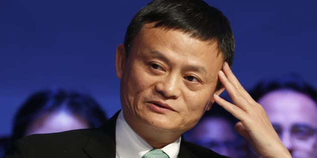 On parle de la contrefaçon? La question qui fâche du HuffPost au biographe de Jack Ma sur Franceinfo