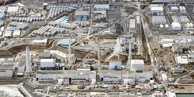 Une bombe datant de la Seconde guerre mondiale retrouvée dans la centrale de Fukushima.