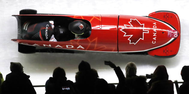 Humphries décroche le bronze — Bobsleigh à deux