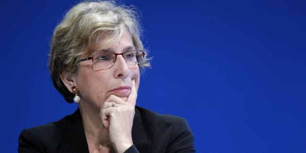 """La sénatrice Marie-Noëlle Lienemann quitte à son tour le Parti socialiste pour fonder """"un nouveau Front populaire"""" avec son ami Emmanuel Maurel."""