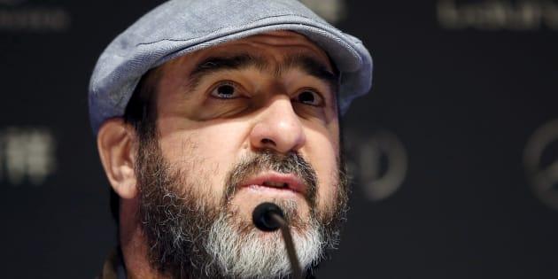 """Éric Cantona publie un carnet de """"pensées"""" où il dévoile un talent méconnu"""