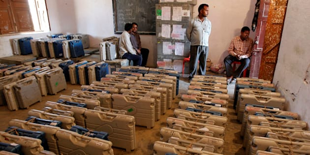 ECI puts in place safeguards and security protocols for use of EVMs and VVPATs