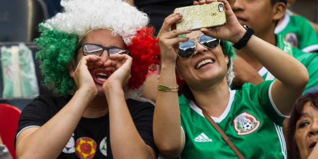 El primer juego de México, en el Mundial 2018, será el 17 de junio a las 10 de la mañana.