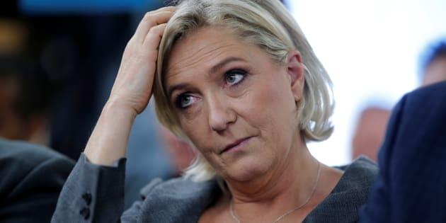 Marine Le Pen doit rembourser 296.497,87 euros avant minuit au Parlement européen