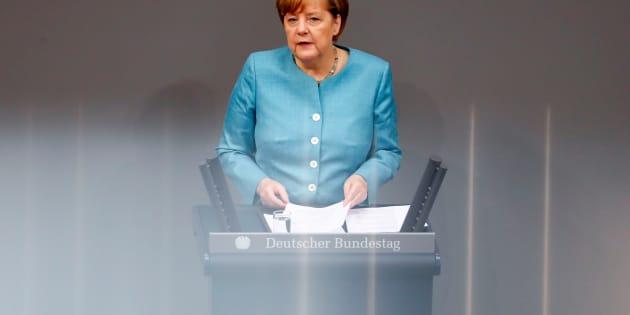 Merkel, in Ue più determinati che mai su accordo clima