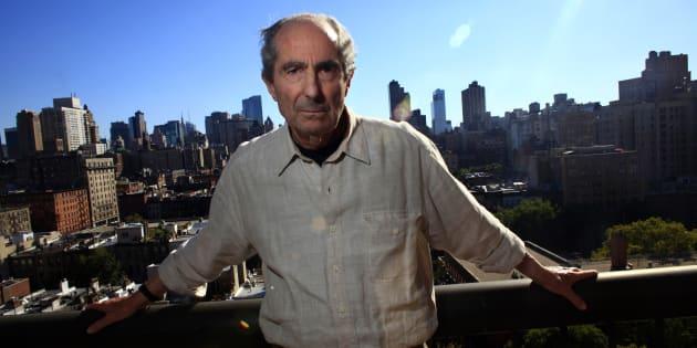 Philip Roth, ici à New York, le 15 septembre 2010, est mort à l'âge de 85 ans.