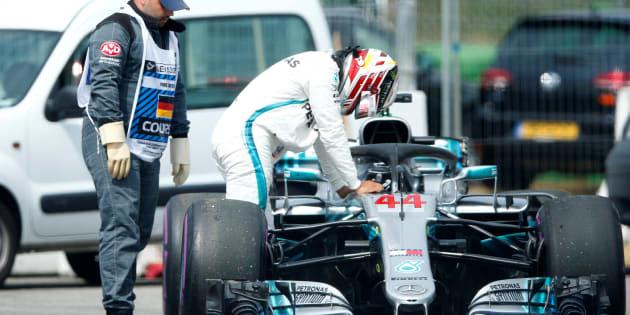 F1, GP Germania 2018: Lewis Hamilton graziato, nessuna penalità per il britannico
