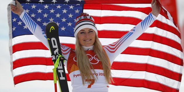 Messieurs, vos arguments machistes ne tiennent plus, il est temps de laisser skier Lindsey Vonn avec vous.