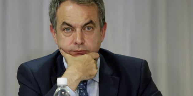 Podemos veut faire de Zapatero le médiateur.