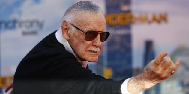 Stan Lee, a sus 95 años, es acusado de acoso sexual