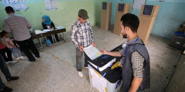 En Irak, les électeurs élisent pour la première fois un Parlement depuis la chute de Daech