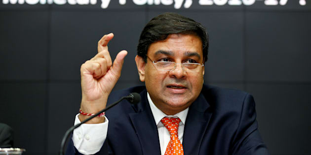 The Reserve Bank of India (RBI) Governor Urjit Patel speaks during a news conference in Mumbai on 4 October 2016. REUTERS/Danish Siddiqui