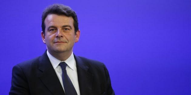 Thierry Solère est candidat LR, soutenu par le premier ministre Edouard Philippe.