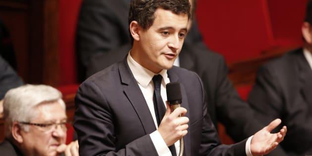 Gérald Darmanin nommé ministre l'Action et des Comptes publics, en charge du budget et de la Fonction publique
