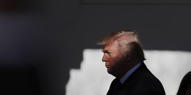 Ce que Trump a réussi, c'est de devenir le centre d'attention d'un public mondial