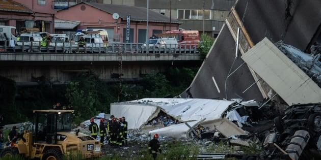 Qu'est-ce qui a provoqué l'effondrement du viaduc de l'autoroute A10 — Gênes
