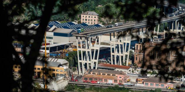 Atlantia paga ancora lo scotto per il crollo del Ponte Moran