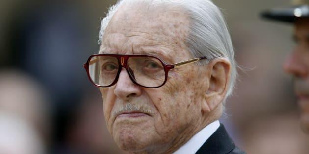 Après la mort de Fred Moore, il ne reste plus que 10 Compagnons de la Libération en vie.