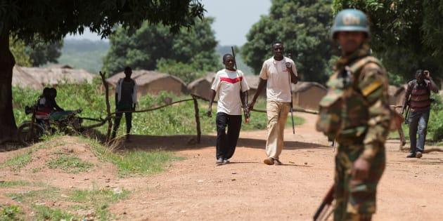 En raison de la situation sécuritaire, plusieurs ONG internationales se sont retirées de la ville.
