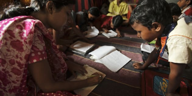 Gujarat board textbook defines 'roza' as cholera