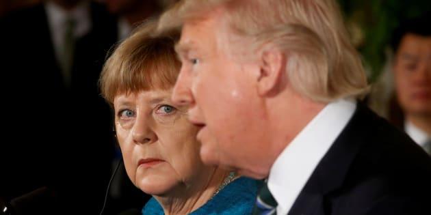 Donald Trump veut taxer davantage les voitures étrangères, et vise directement l'Allemagne