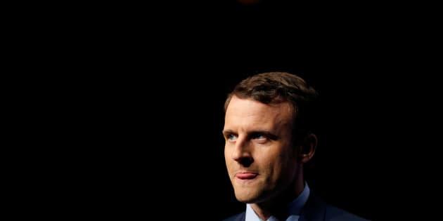 Emmanuel Macron présente son projet ce jeudi.