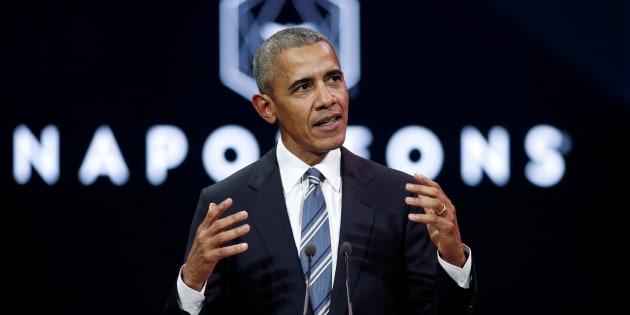 Avec la visite d'Obama à Paris, un vent d'espoir et de répit vient de traverser l'Atlantique.