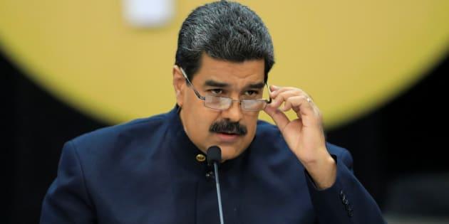 Le Venezuela n'a pas apprécié les propos d'Emmanuel Macron sur l'organisation de l'élection présidentielle