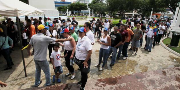 Venezuela. Un mort en marge de la consultation de l'opposition