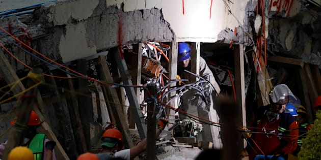 Messico: sisma; bilancio continua a salire, 273 i morti