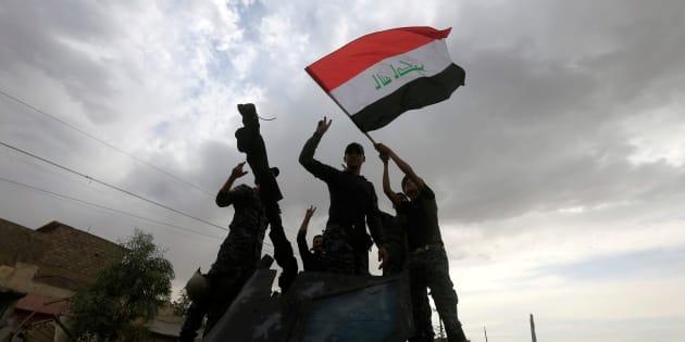 L'Etat islamique fragilisé mais pas détruit — Reprise de Mossoul