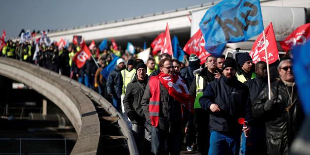 Nous, salariés d'Air France en grève, ne faisons pas un caprice, nous demandons simplement justice.
