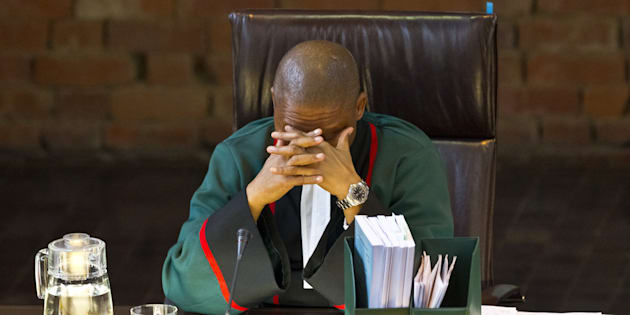 Say what? Chief Justice Mogoeng Mogoeng will consider Minister of Social Development Bathabile Dlamini's arguments why she and her officials did not adhere to the court's directives around the payments of social grants.