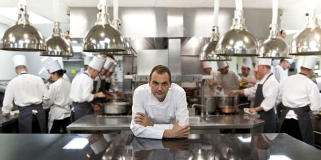 In the top spot was Eleven Madison Park. Good luck getting a table there now.
