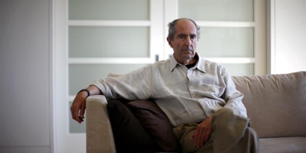 O autor americano Philip Roth morreu aos 85 anos.