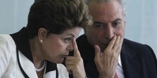 Ação no Tribunal Superior Eleitoral pede cassação da chapa da ex-presidente Dilma Rousseff e do presidente Michel Temer.