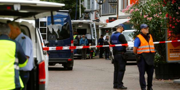 Attaque à la tronçonneuse à Schaffhouse, en Suisse: au moins 5 blessés, l'assaillant en fuite