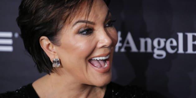Kris Jenner - ici le 22 novembre 2016 - aurait proposé 4 millions de dollars à Blac Chyna pour racheter sa petite-fille