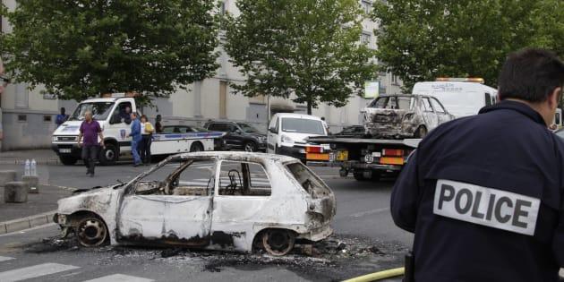 Près de 900 voitures brûlées le 14 juillet 2017.