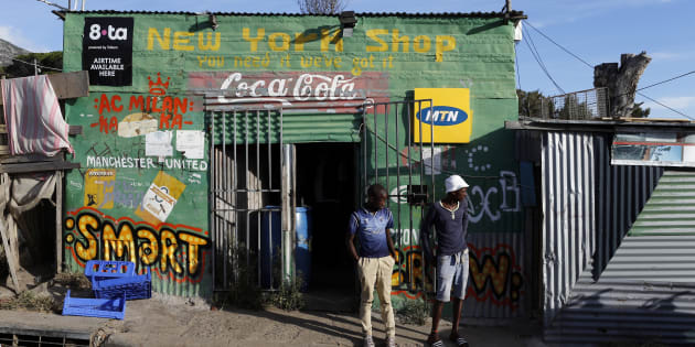 Most South Africans are locked out of economic opportunities.
