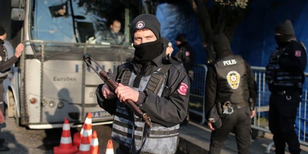 Les autorités turques annoncent avoir identifié l'auteur de l'attentat du Nouvel An