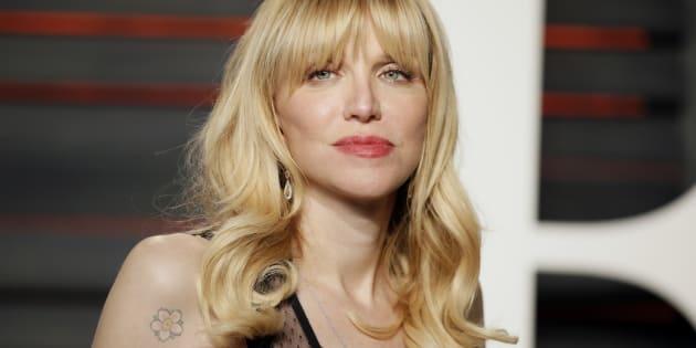 En 2005, Courtney Love avait déjà mis en garde les jeunes filles contre Harvey Weinstein
