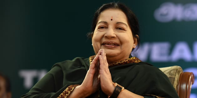 Jayalalithaa Jayaram on May 23, 2016.