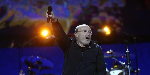 Phil Collins s'amène à Montréal cet automne