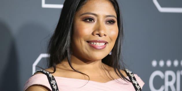 Los Critics Choice Awards - Enero 13, 2019 - Yalitza Aparicio. (Foto: REUTERS/Danny Moloshok)