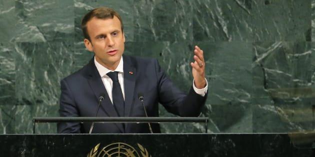 Après les beaux discours à l'ONU, nous attendons des actes d'Emmanuel Macron au sujet de l'arme nucléaire.